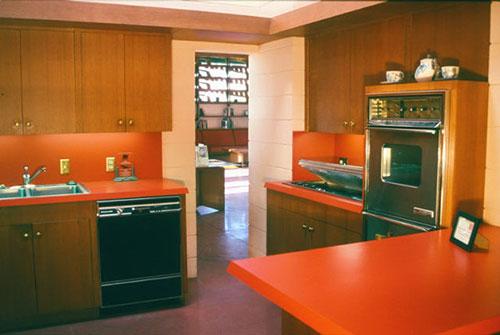 Gordon House Kitchen Counters