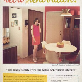 retro renovation ad