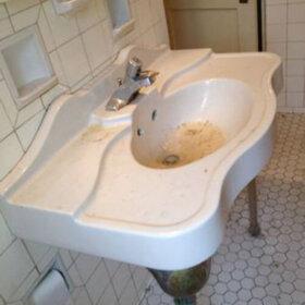 valuable vintage american standard bathroom vanity