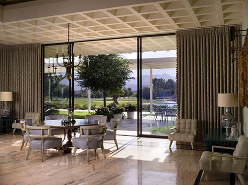 Sunnylands living room