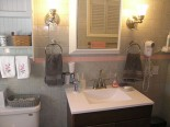 Mary Elizabeth's year-long, little-by-little 1959 pink bathroom restoration
