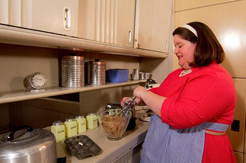 retro-kitchen-Lustron-House