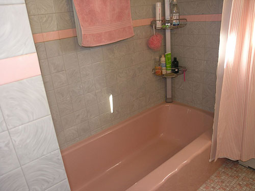Retro Pink Tub Part 97