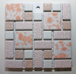 university pink merola tile retro