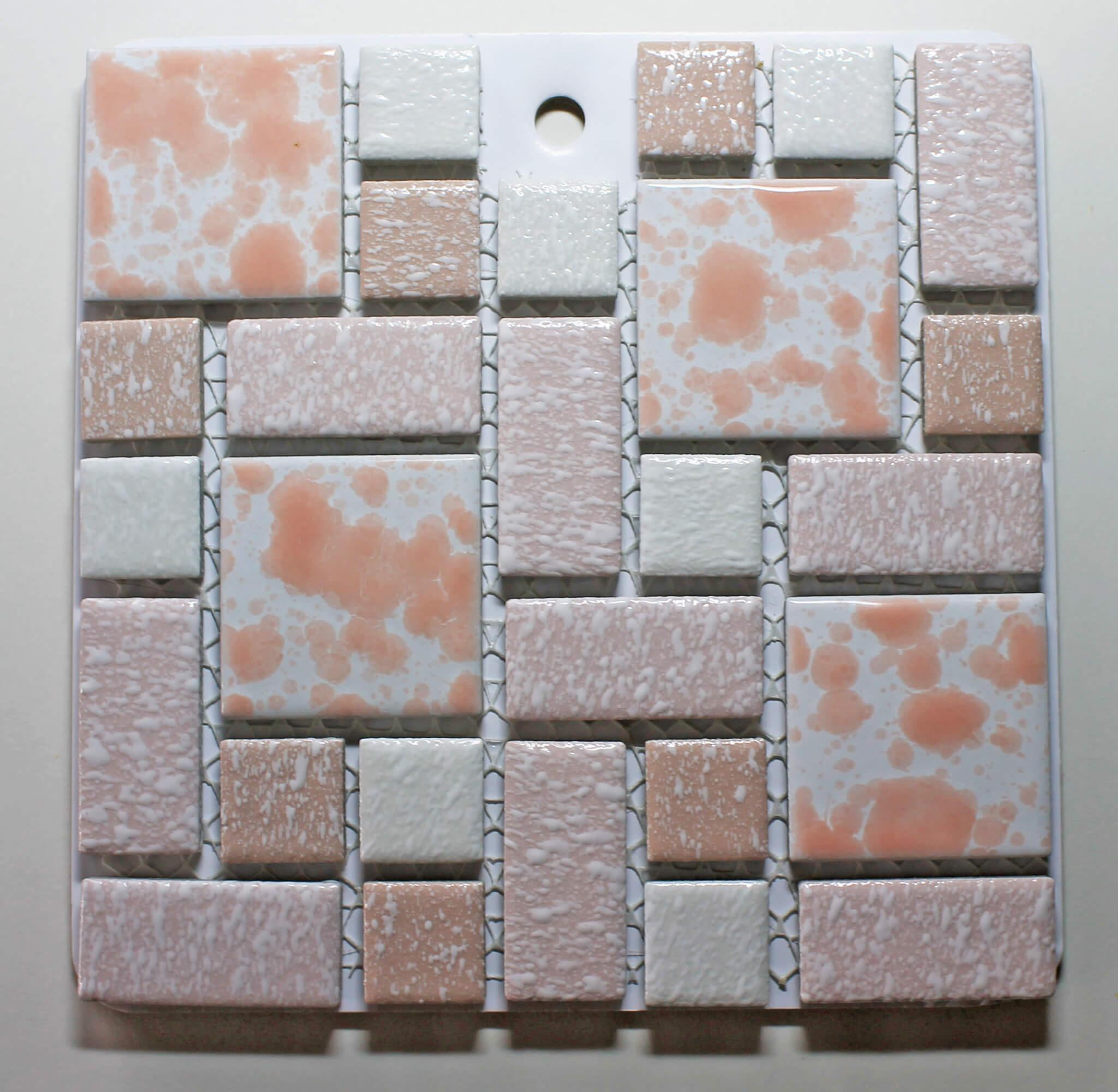 1970s Bathroom Tiles: Mary Elizabeth's Year-long, Little-by-little 1959 Pink