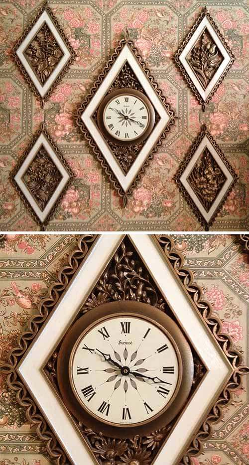 Burwood-resin-Flower-clock-
