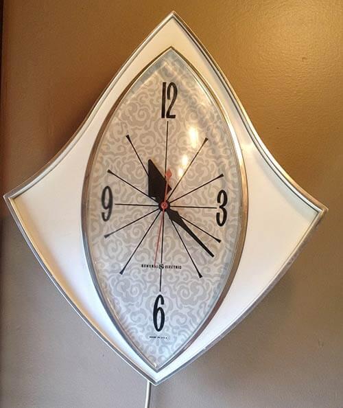 General-electric-clock