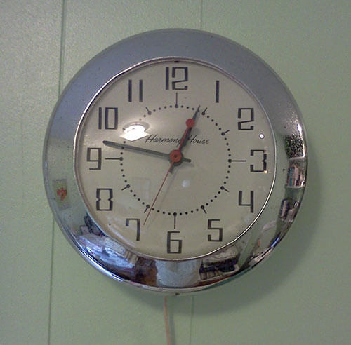 Harmony-house-clock