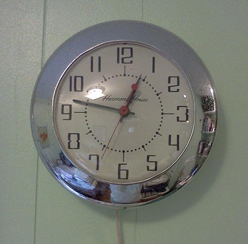 Harmony-house-clock