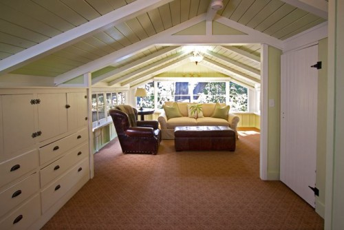 attic renovation