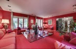 1962 time capsule house with bold and colorful decorator interiors — Mendota Heights, Minn.