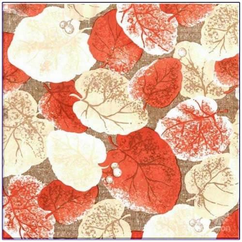 vintage-wallpaper-leaves