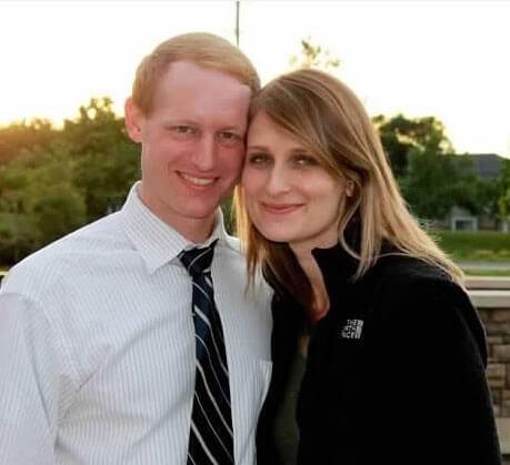 Jonathan and Catherine