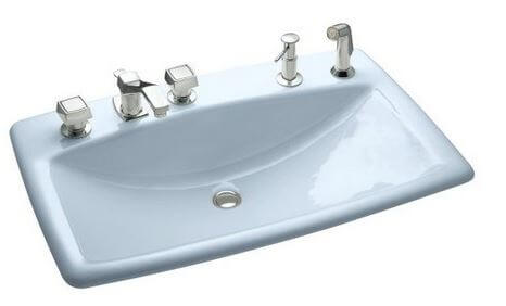 kohler men's lavatory bathroom sink