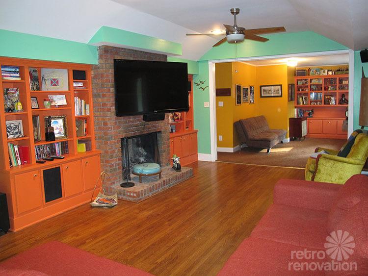 mid-century-vintage-living-room