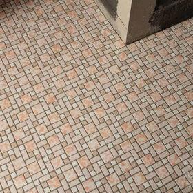 retro-pink-tile-floor