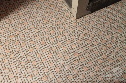 retro-pink-tile-floor