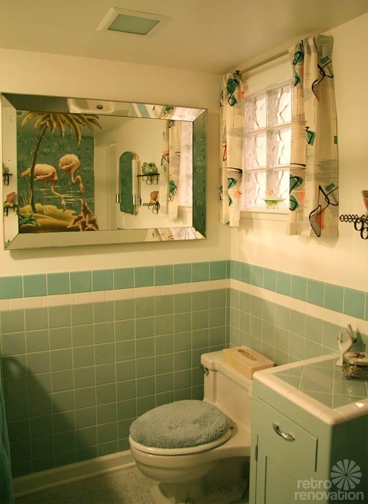 vintage-blue-bathroom-tiled