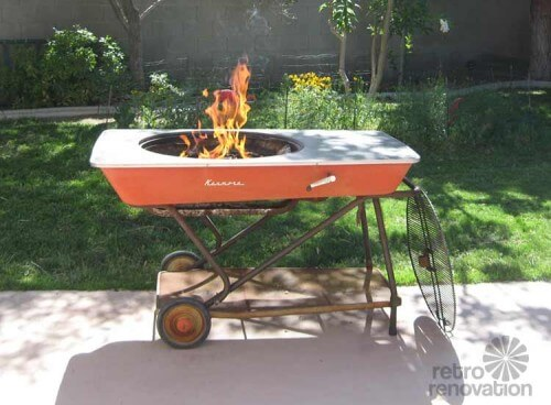 vintage-kenmore-grill