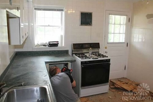 vintage-kitchen-remodel-progress