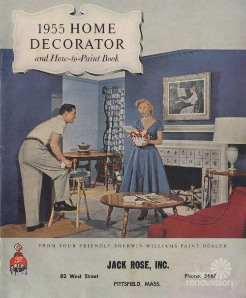 1955 paint colors
