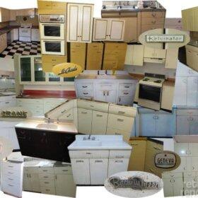 steel-kitchen cabinets