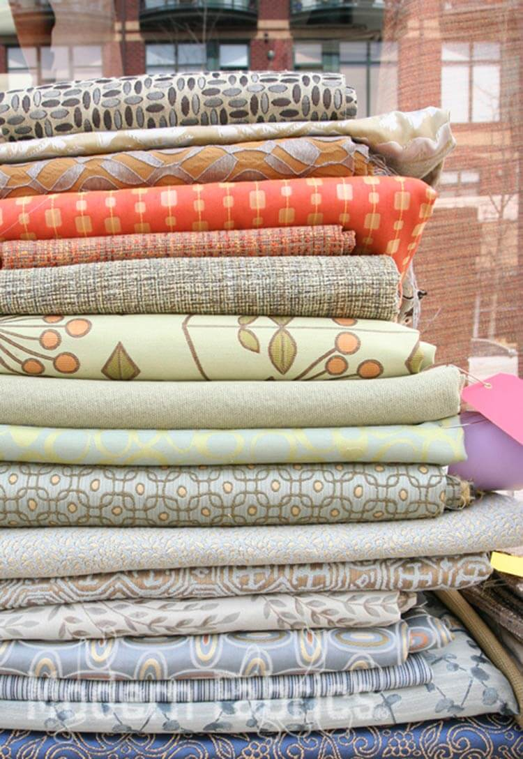 Mid Century Modern And Retro Upholstery Fabrics At Discount Prices