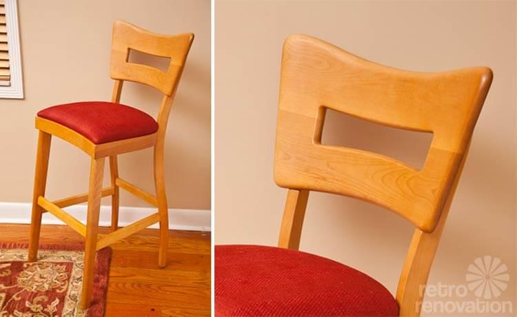 Heywood Wakefield Dining Chair Styles