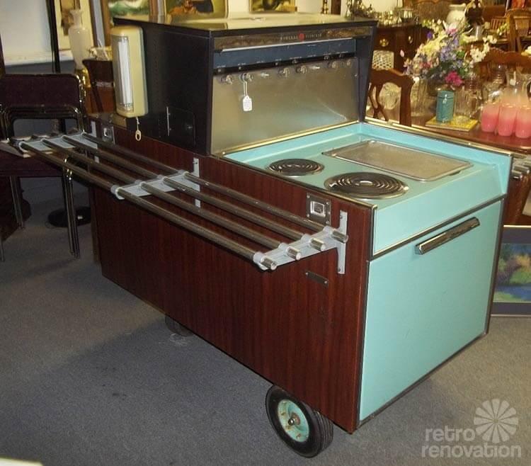 Partio-cart-vintage
