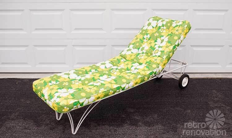 Unique homecrest lounge vintage