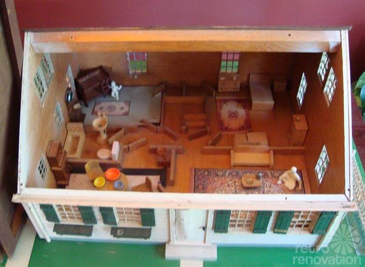 miniature-house-model