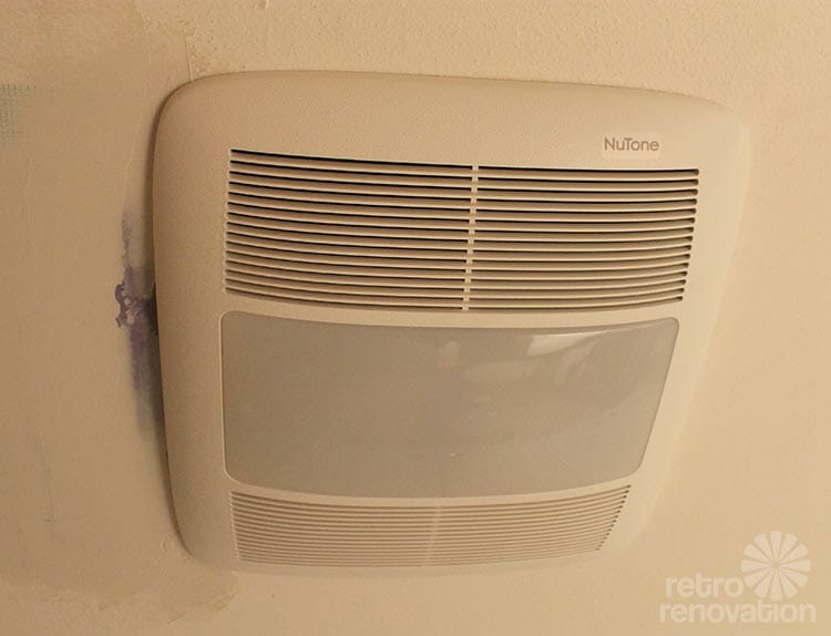 Nutone Bathroom Fan And Light kate researches the best bathroom exhaust fan - plus, a video of