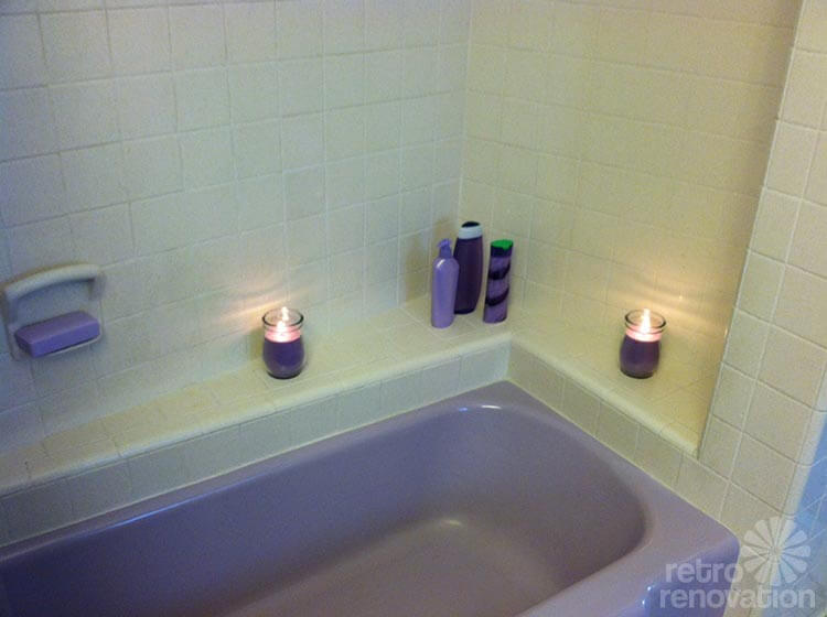Purple Bathtub