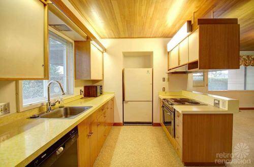 retro-galley-kitchen