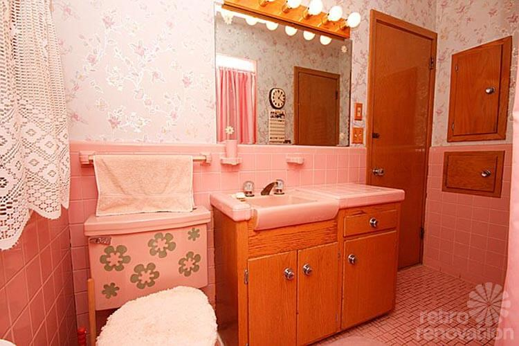 Bathroom Fixtures Minneapolis sweetheart 1955 mid century modest time capsule in minneapolis
