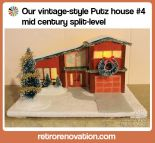 Split-level-christmas-house