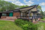 Stunning, spectacular 1961 mid-century modern time capsule house in Minnesota — 66 photos!