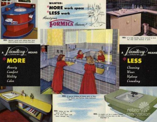 sinks & vanities archives - retro renovation
