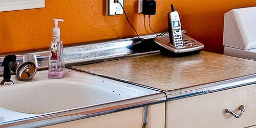 Youngstown Cusheen counter top