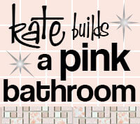Diy Bathroom Remodel List kate's diy bathroom gut remodel - 8 lessons learned - retro renovation