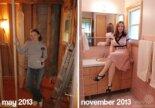 Kate's DIY bathroom gut remodel — 8 lessons learned