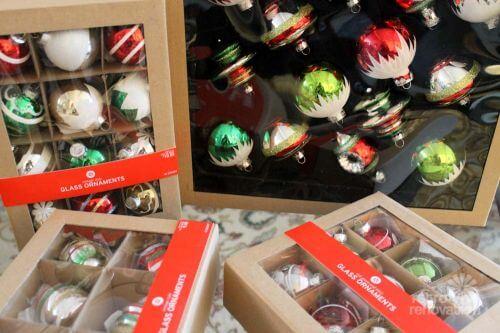 target retro christmas ornaments