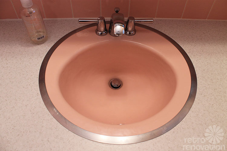 pink bathroom sinks kate s diy bathroom gut remodel 8 lessons learned 13973