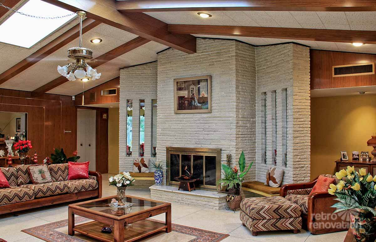 impeccable 1972 time capsule house in san antonio - 33 photos