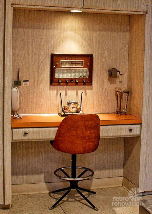home intercom vintage
