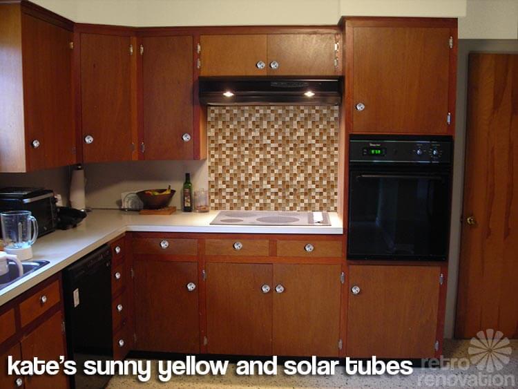 ideas for a mid century kitchen