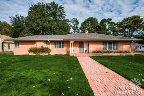 mid-century-brick-ranch