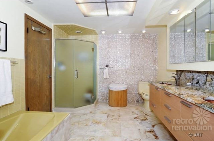 1952 Time Capsule House With Luscious Original Terracotta Floors And Attached Greenhouse