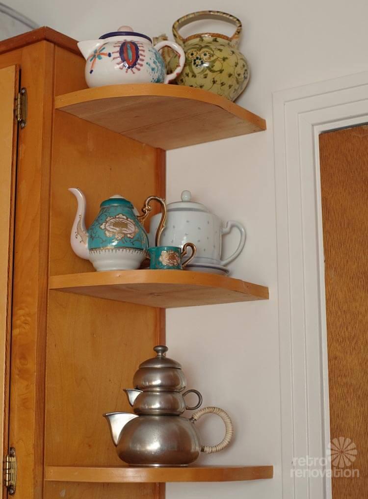 "Sarah's ""super economical"" retro kitchen remodel featuring ..."
