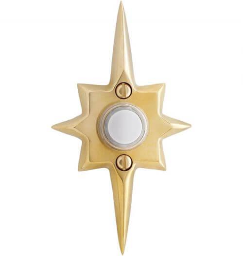 starburst-doorbell-mid-century